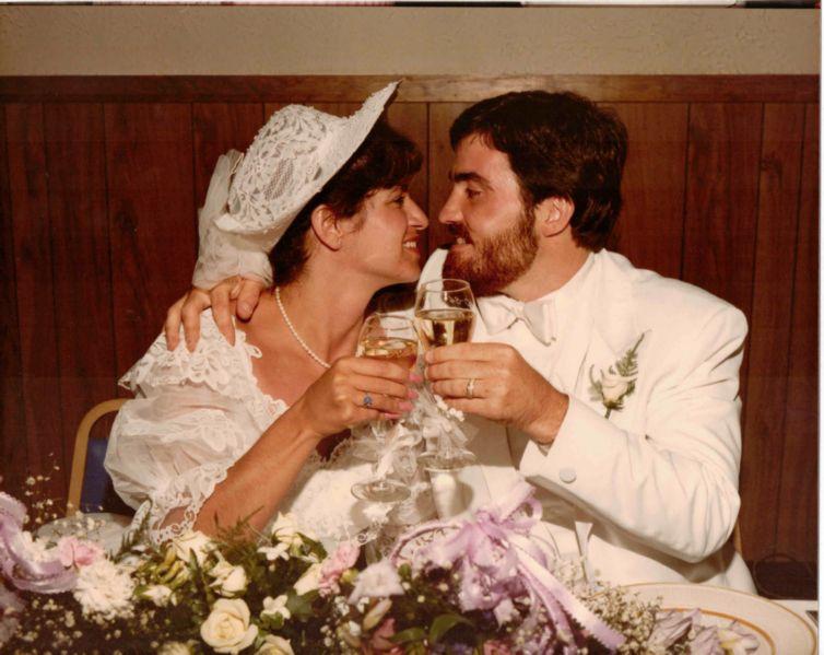 David and Kathy wedding toast